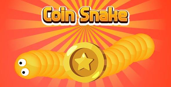 Coin Snake (CAPX   HTML5   Cordova) Endless Mini Game