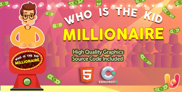 The Millionaire Kids Game