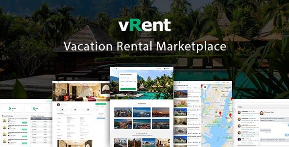 vRent - Vacation Rental Marketplace