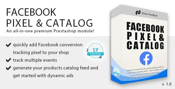 Facebook Pixel & Catalog for Prestashop - CodeCanyon Item for Sale