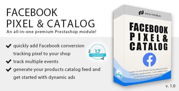 Facebook Pixel & Catalog for Prestashop