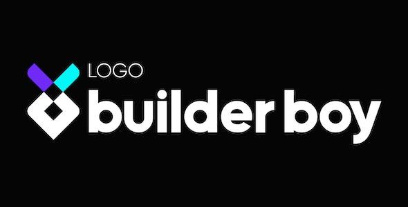 Logo BuilderBoy - CodeCanyon Item for Sale