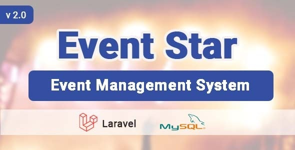 Online Event Management System - CodeCanyon Item for Sale