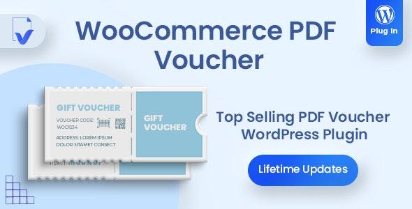 WooCommerce PDF Vouchers v4.3.0 – WordPress Plugin