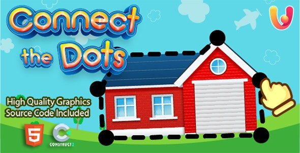 Connect The Dots game for Kids - CodeCanyon Item for Sale
