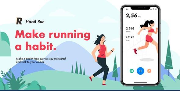 Runner Flutter Full Application