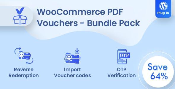 WooCommerce PDF Vouchers - Bundle Pack