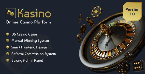 Kasino - Online Casino Platform