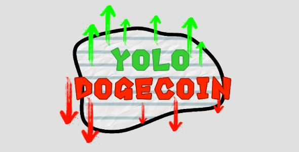 Yolo Dogecoin - HTML5 Game + Mobile Version! (Construct 3 / C3p)