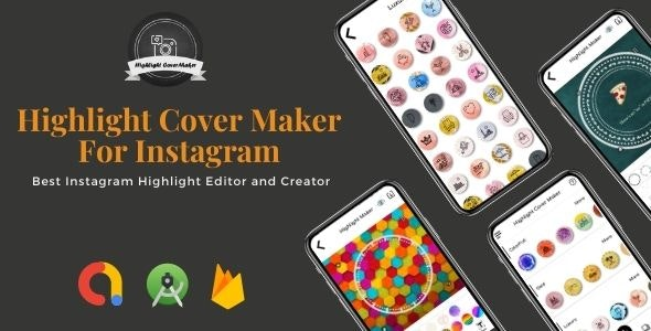Highlight Cover Maker For Instagram - CodeCanyon Item for Sale