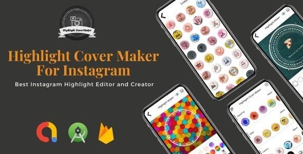 Highlight Cover Maker For Instagram