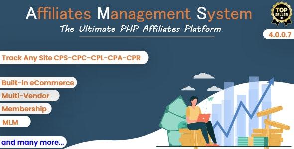 Ultimate Affiliates Management System v4.0.0.7 – PHP Software