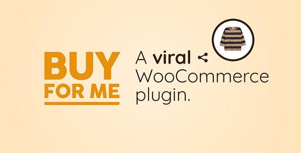 Viral WooCommerce Plugin: BuyForMe