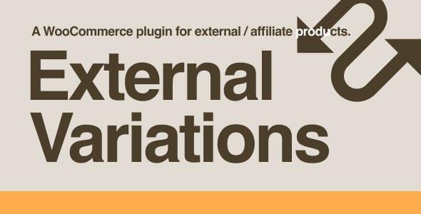 External Variations WooCommerce Plugin
