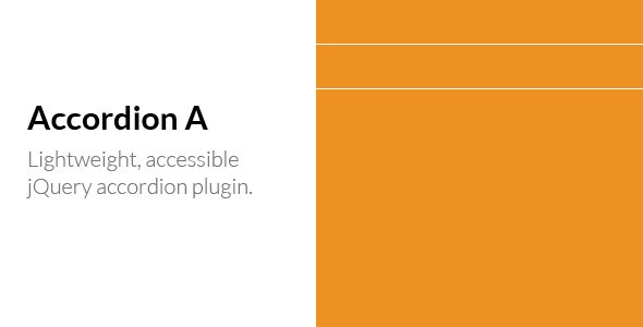 Accordion A - CodeCanyon Item for Sale