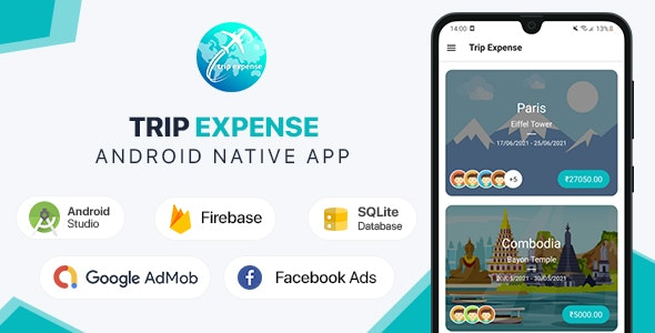 Trip Expense - Android App