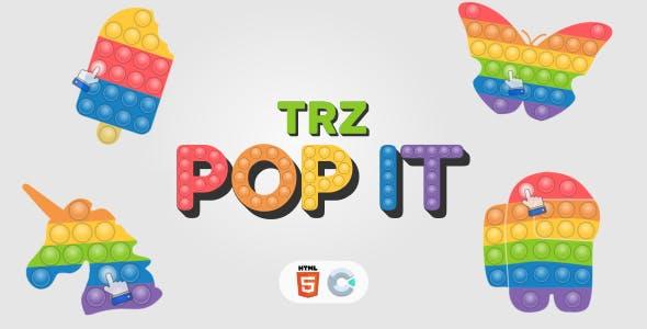 TRZ Pop it - HTML5 Relaxing game
