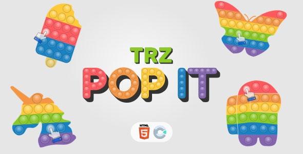 TRZ Pop it v1.0 – HTML5 Relaxing game