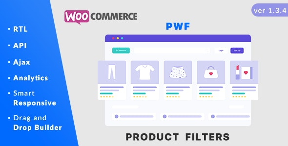 PWF WooCommerce Product Filters - CodeCanyon Item for Sale