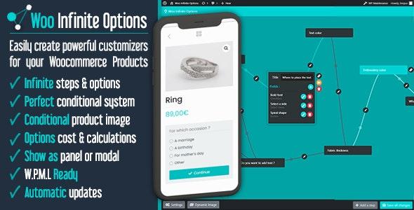 Woo Infinite Options - CodeCanyon Item for Sale
