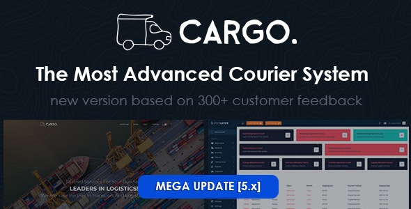 Cargo Pro v5.5.0 – Courier System – nulled