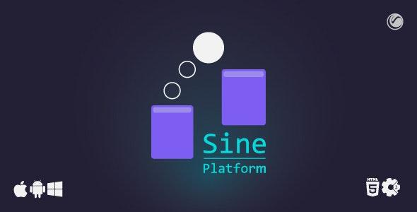 Sine Platform   HTML5 • Construct Game - CodeCanyon Item for Sale