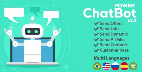 Power ChatBot v2.3.0 – Auto Attendant