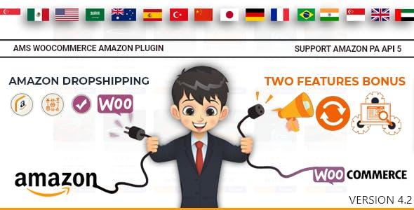 WooCommerce Affiliate Automatic Amazon WordPress Plugin