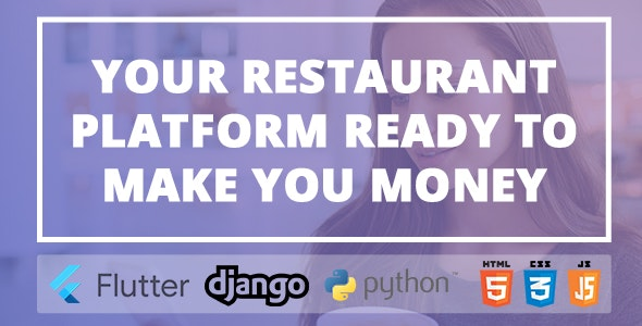 Subscription Platform That Will Auto Generate Apps For Your Clients Restaurants - CodeCanyon Item for Sale