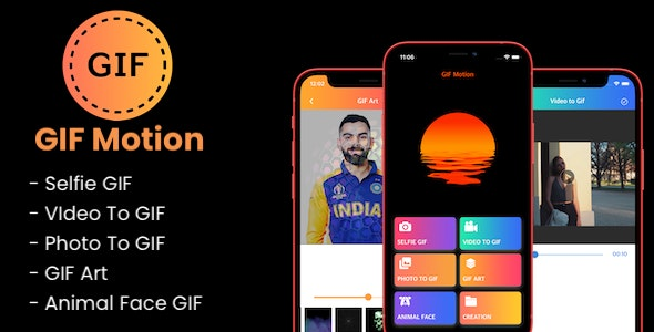 GIF Motion - GIF Maker - CodeCanyon Item for Sale