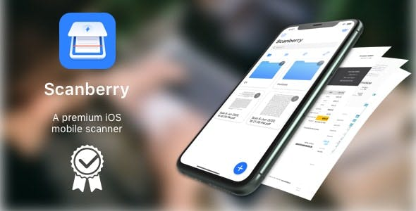 [White Label] Scanberry - PDF Scanner App iOS