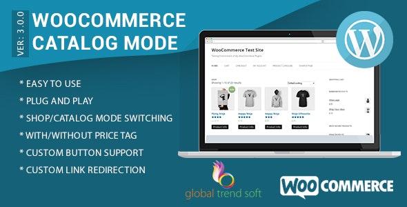 WooCommerce Catalog Mode - CodeCanyon Item for Sale