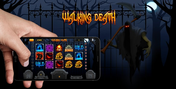 Halloween Slot Machine - CodeCanyon Item for Sale