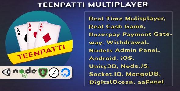 Teenpatti Multiplayer - CodeCanyon Item for Sale