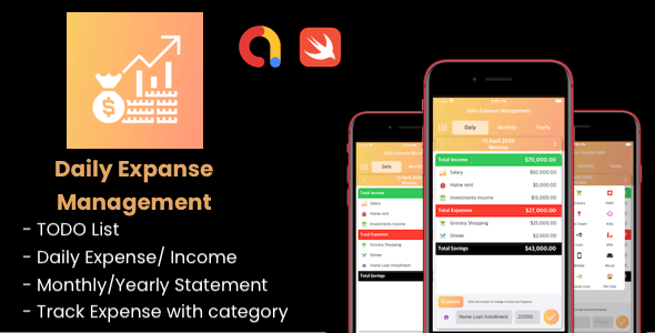 Daily Expense Management