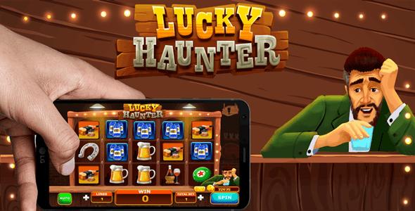 Lucky Haunter Slot Machine - CodeCanyon Item for Sale