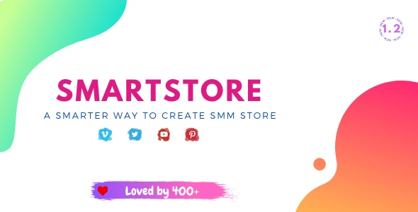 SmartStore - SMM Store Script - CodeCanyon Item for Sale