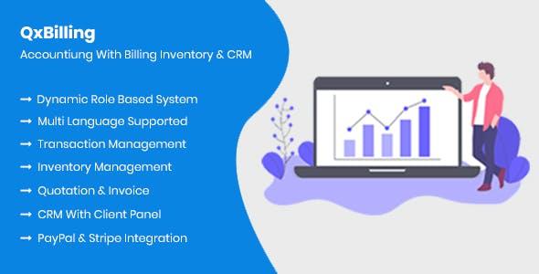 QxBilling - Accounting Billing & Inventory