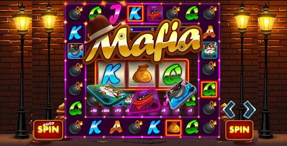 Casino Mafia - CodeCanyon Item for Sale