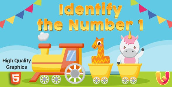 Identify the number 1