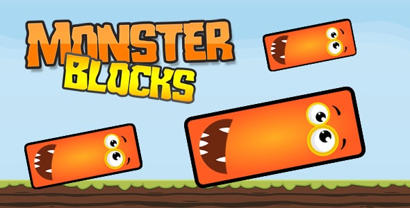 Monster Blocks - CodeCanyon Item for Sale
