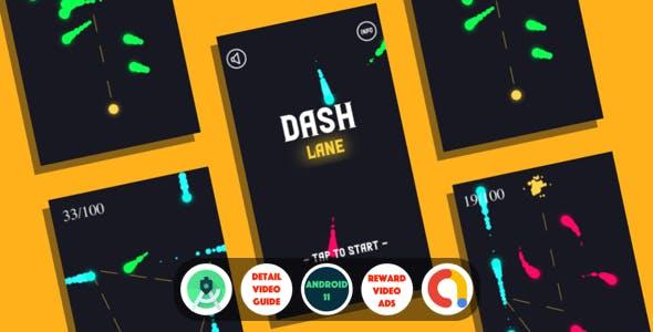Dashlane : (Android Studio+Admob+Reward Video+Inapp+Leaderboard+ready to publish)