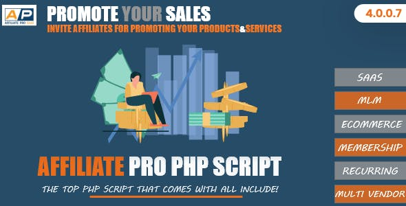 Ultimate Affiliate Pro SaaS PHP Script