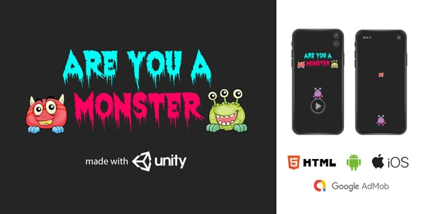 Monster Killer Unity3D   Android, iOS, Html - CodeCanyon Item for Sale
