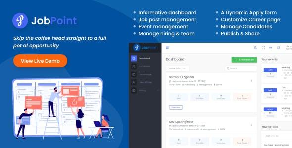 JobPoint - Recruitment Management System