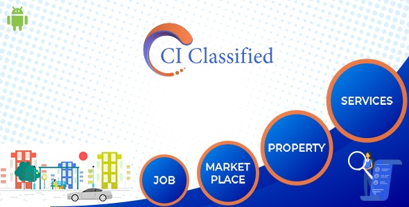 CI classified - CodeCanyon Item for Sale