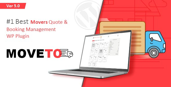 Moveto - Mover quotes and booking management tool