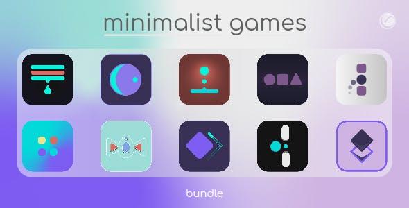 Minimalist Games Bundle 1   HTML5 • Construct Games
