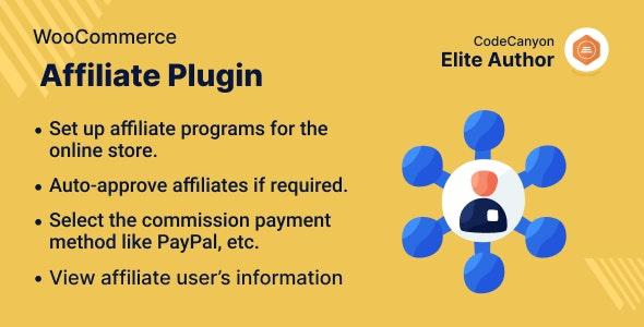 WooCommerce Affiliate Plugin - CodeCanyon Item for Sale
