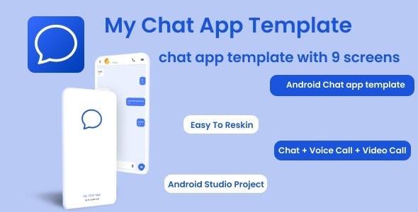My Chat App